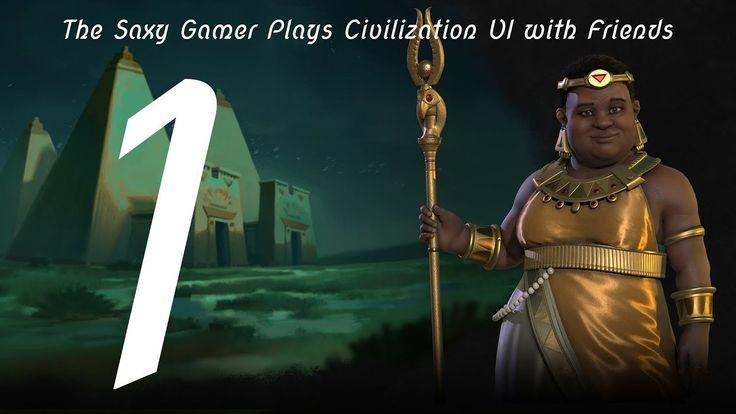 Civilization VI Post-Thanksgiving Stream - Part 1 #CivilizationBeyondEarth #gaming #Civilization #games #world #steam #SidMeier #RTS