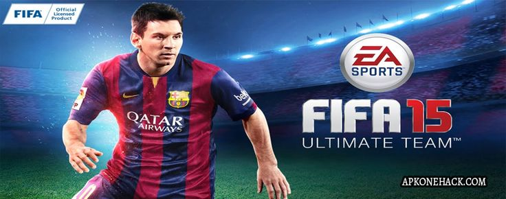 FIFA 15 Ultimate Team is an sportsgame for android Download latest version of FIFA 15 Ultimate Team Apk + OBB Data 1.7.0 for Android from apkonehack with direct link FIFA 15 Ultimate Team Apk Description Version: 1.7.0 Package: com.ea.game.fifa15_row  1.2GB  Min: Android 2.3.3 and...