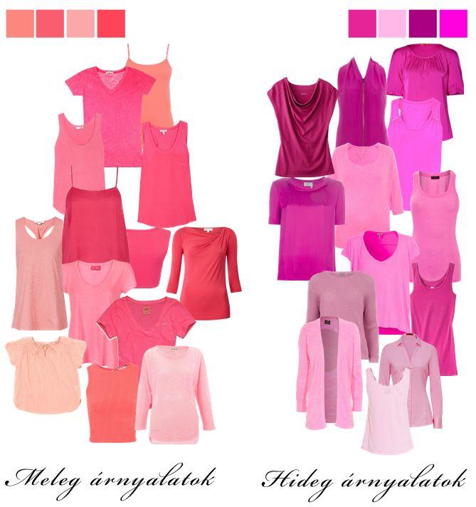 Itt a jó idő, és vele berobbantak a ruhaüzletekbe a tavaszi fagyi színek, az élénk rózsaszínek és mentazöldek. Könnyen elcsábul az ember a tél szürkesége után, de valóban jól választunk, ha csak az aktuális trend színbe szeretünk bele?