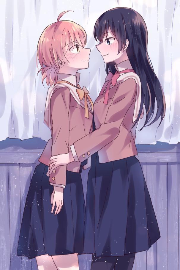 Yuru Yuri, Anime Girls, Akaza Akari Wallpapers HD
