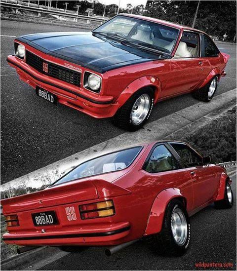 1976 SS Torana Hatch my second car brought it from Sandgate autos with a trade in paid $2500 for it
