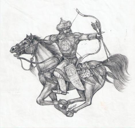 hungarian ancestor - hungarian symbol