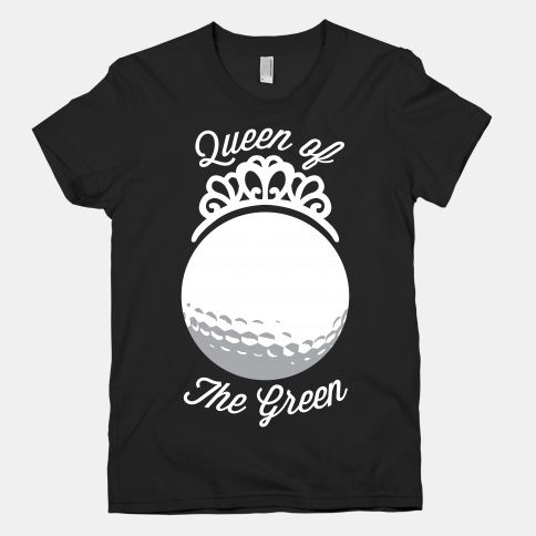 Queen Of The Green (Golf)