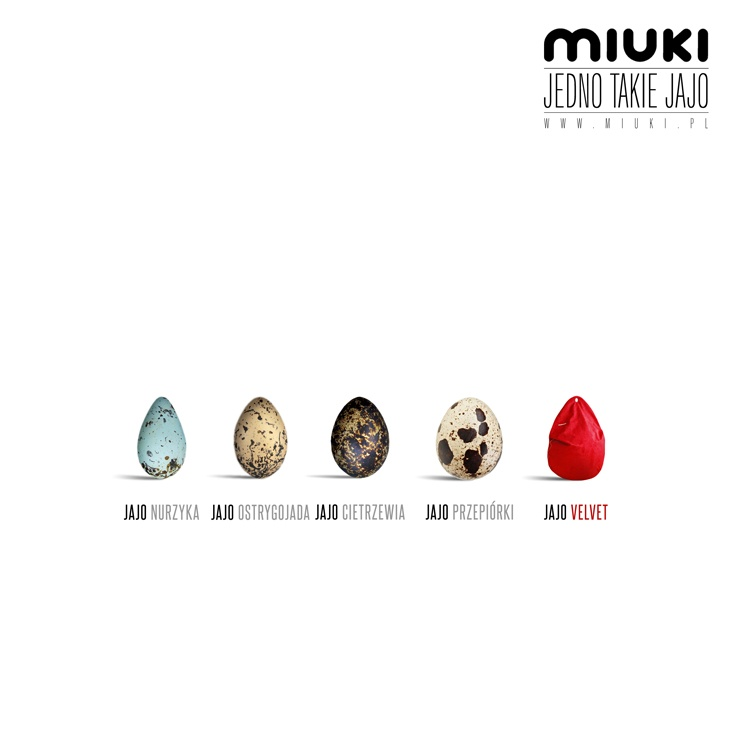 there is no such egg... / www.miuki.pl