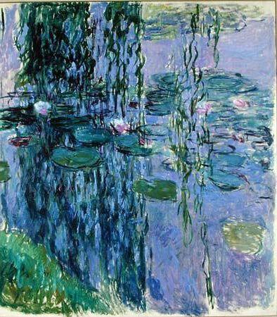 Bild: Claude Monet - Nympheas