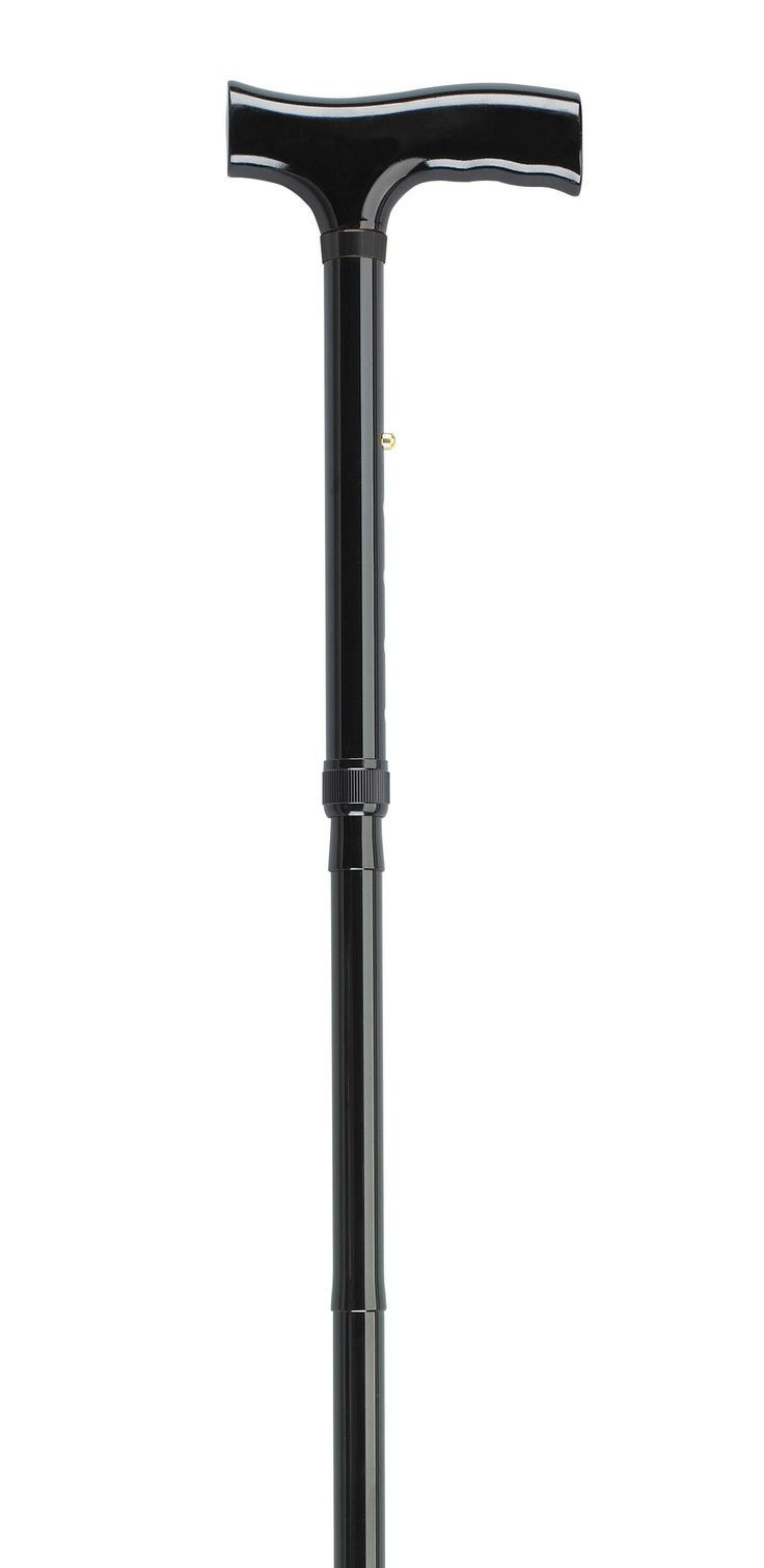 Aluminum Folding Canes Height Adjustable Aluminum Folding Canes from PRO2 Medical are Height Adjustable and Folds into four convenient parts for easy storage. T
