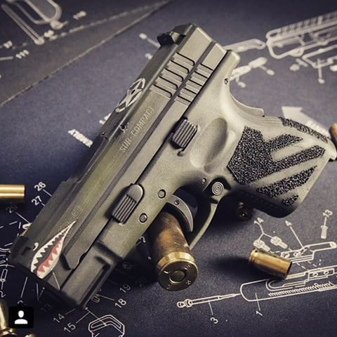 Image result for springfield xd9 subcompact