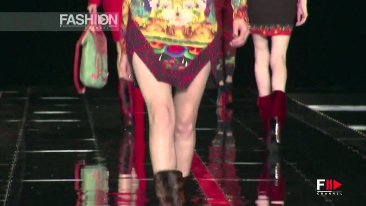 """JUST CAVALLI"" Full Show HD Autumn Winter 2013 2014 Milan by FashionChannel"