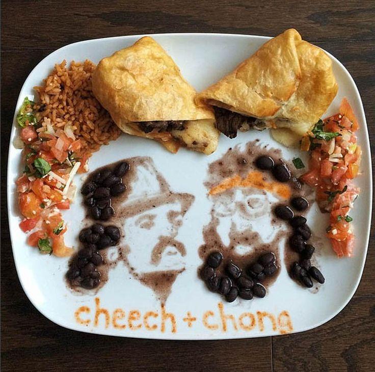 Cheech & Chong. Artista crea obras con galletas Oreo y comida [fotos] http://www.cnet.com/es/imagenes/artista-crea-obras-con-galletas-oreo-y-comida-fotos/17/