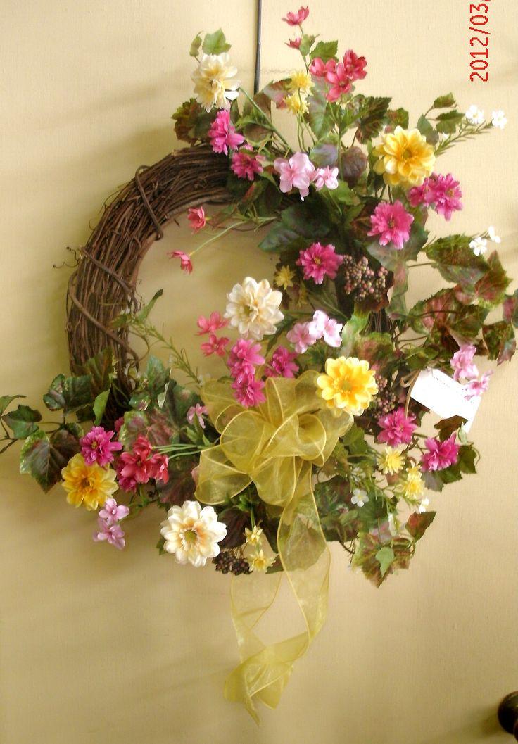 Summer Wreath....