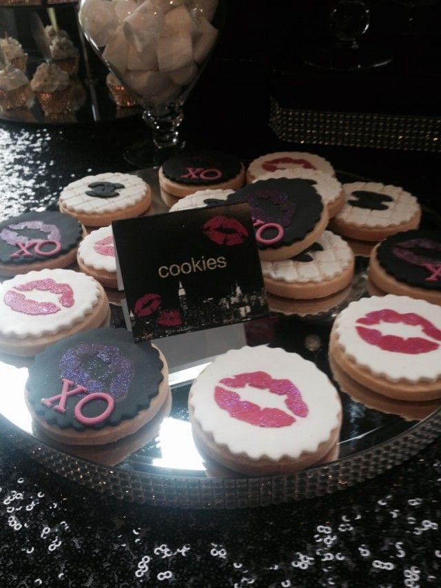 Anders Ruff Custom Designs, LLC: Gossip Girl Party