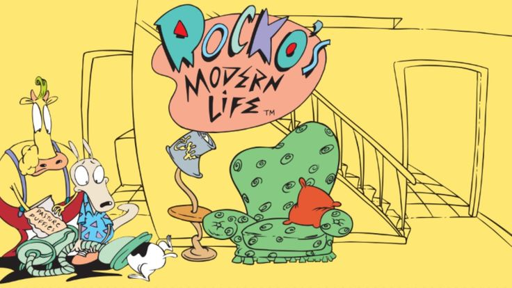 rocko modern life dating show Rocko's modern life, one of the most beloved and bizarre nickelodeon cartoons of the '90s, is coming back to the kid's network with a one-hour special, nickelodeon the show features the titular character rocko as an awkward talking wallaby who lives in fictional o-town with his dog spunky the plot.