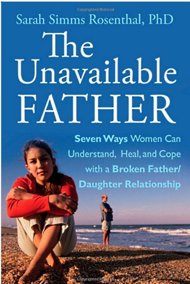 Learn how to deal with damaged and toxic father daughter relationships caused by emotionally absent or abusive fathers in this book.
