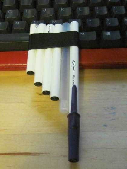 Homemade Pen Pipes 1000+ images ab...