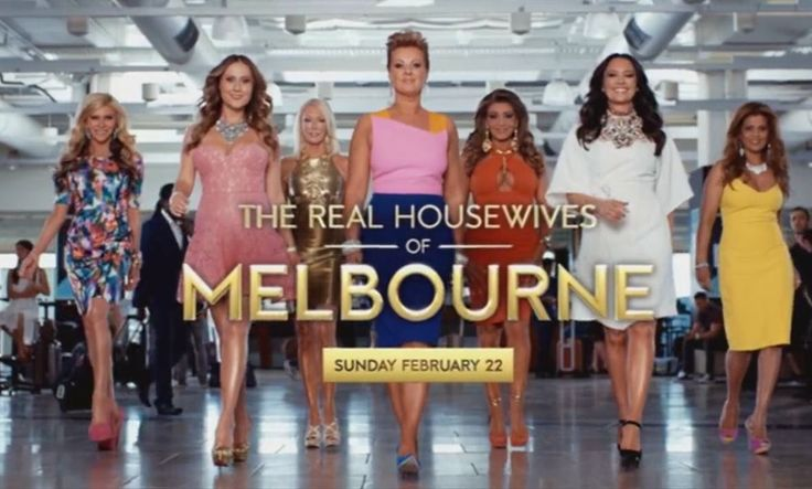 Watch The Real Housewives Of Melbourne Season 2 Teaser Trailer!