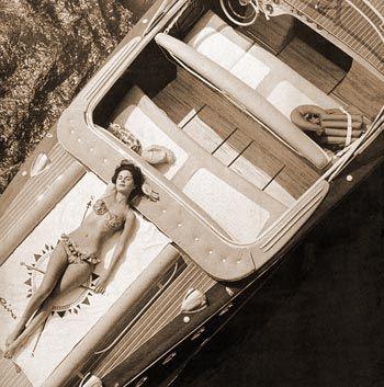 Pietro Riva Boats