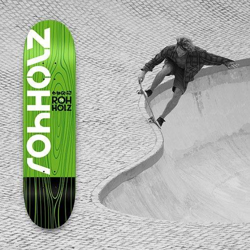 Rohholz Skateboards