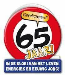 65 jaar