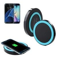 Wish   Qi Wireless Power Charger Charging Pad For Samsung Galaxy S7/S7 Edge Vogue Dresses