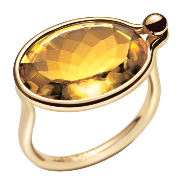 Georg Jensen Savannah Ring by Vivianna Torun Bülow-Hübe