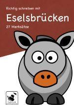 Richtig schreiben mit Eselsbrücken – Deutsch