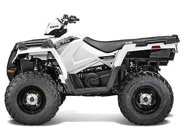 New 2015 Polaris Sportsman 570 EPS ATVs For Sale in Texas. 2015 Polaris Sportsman 570 EPS, Industry-exclusive durable steel frame / Lock & Ride front and rear racks Powerful ProStar 44 HP engine.(817)-695-1600 - HARDEST WORKING FEATURES POWERFUL ProStar 44 HP PERFORMANCE POWERFUL PROSTAR 44 HP PERFORMANCE Now with 22% more horsepower (44 hp) and featuring Electronic Fuel Injection (EFI) and Dual Overhead Cams with 4 valves per cylinder, the 570 starts flawlessly and runs smoothly. More About…