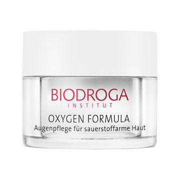 Biodroga Oxygen Formula Eye Care for Sallow Skin - .51 oz