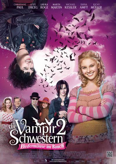 """""""Die Vampirschwestern 2"""" von Wolfgang Groos. Mehr unter: http://www.kino-zeit.de/filme/die-vampirschwestern-2"""