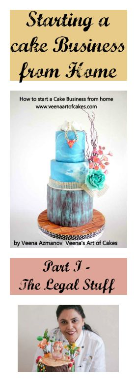 How to start a cake business from home is an excellent post that gives you the whole scoop and insight into starting your own cake business. Excellent Article by Veenas Art of Cakes