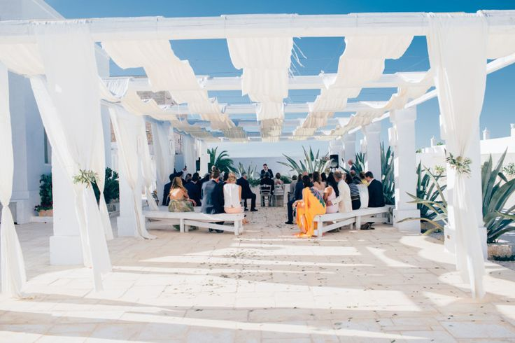 Wedding Officiant in Puglia and in Italy