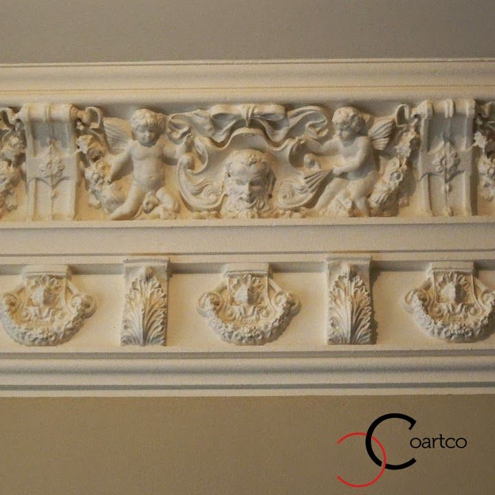 model cornisa tavan
