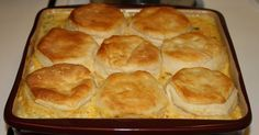 Saturday Night I tried my first recipe from The Pioneer Woman cookbook! I tried her Chicken Pot Pie. It was delicious. (Unfortunately i coul...