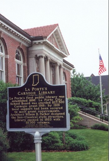 17 best images about laporte indiana on pinterest for Laporte county library