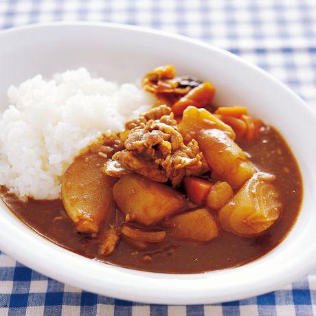 カレーライス | 飛田和緒さんのごはんの料理レシピ | プロの簡単料理レシピはレタスクラブニュース