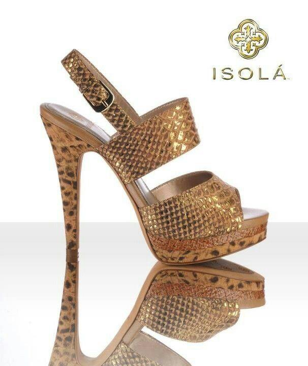 Gold ISOLA