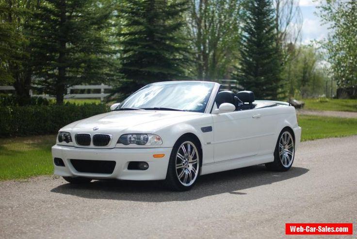 2004 BMW M3 #bmw #m3 #forsale #canada
