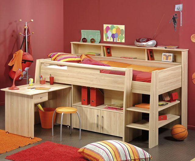 Parisot Kurt Cabin Bed Image
