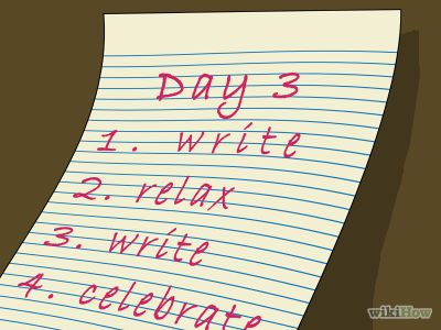 How to Start a Writing Club -- via wikiHow.com