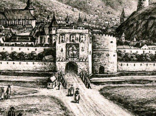 Fărâme de istorie: monumente dispărute din Brașov