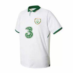 Ireland National Team 2017-18 Away Soccer Shirt [L82]