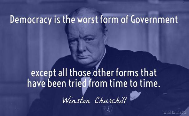 Churchill, Winston - Speech, House of Commons (11 Nov 1947 ...
