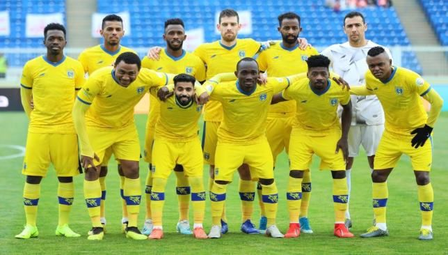 تشكيلة التعاون ضد الاتحاد في الدوري السعودي للمحترفين Soccer Field Basketball Court Football