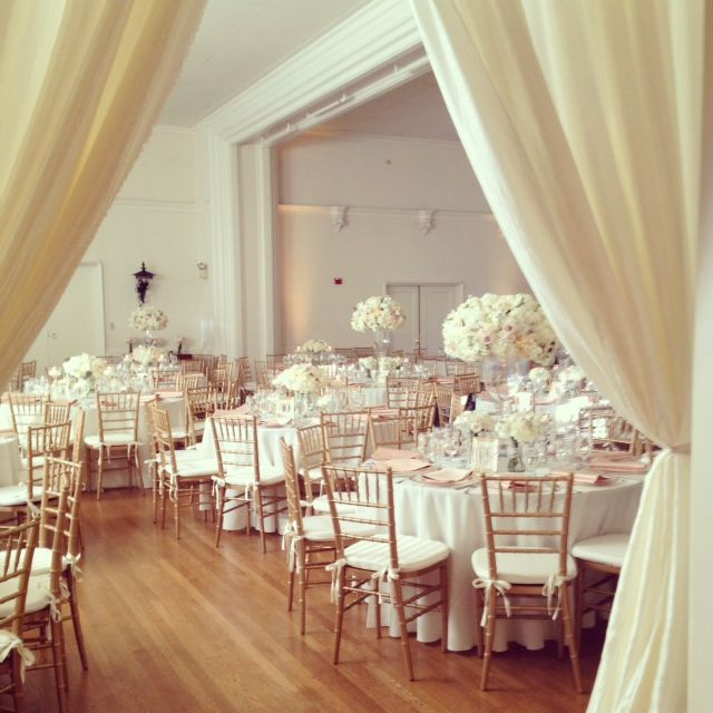 Blush Pink Ivory Gold Lace Wedding Events By