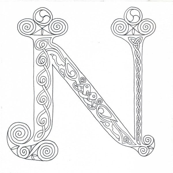 115 best images about LOTS OF LETTER Ns on Pinterest   Typography ...
