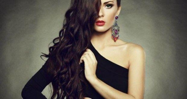 Siyah elbise için harika makyaj fikirleri   Kadinveblog