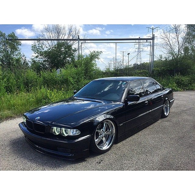 17 Best Images About BMW E38 On Pinterest