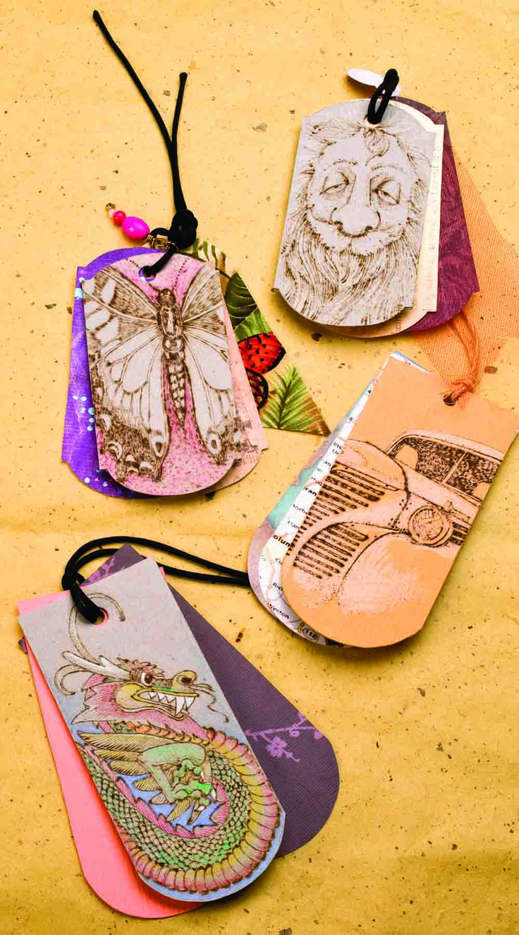 23 best cheerful christmas images on pinterest christmas for Custom tags for crafts
