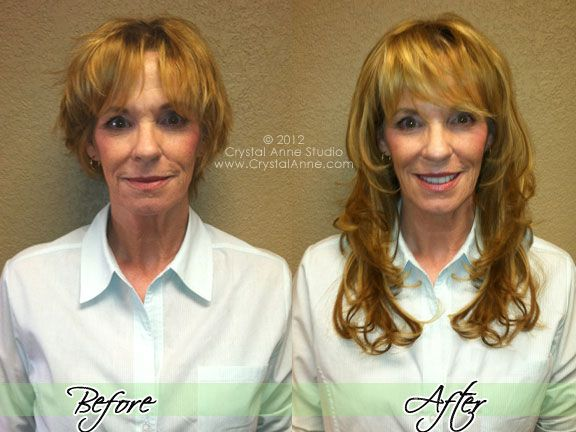 11 best before and after hair extensions images on pinterest houston hair extensions pmusecretfo Gallery