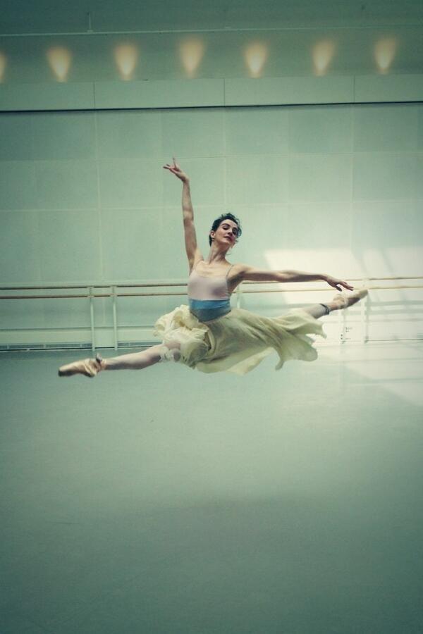 Olivia Cowley, The Royal Ballet