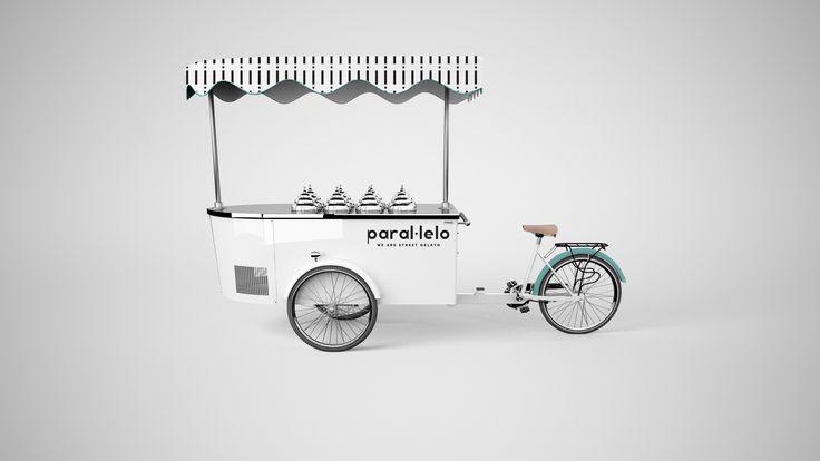 #tekneitalia #icecreamcart #gelatocart #foodtruck #foodbusiness